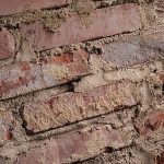 Subsidence is the lowering movement of the ground most easily noticed under buildings.